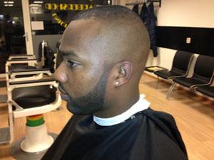 Laat je baard trimmen door Unique Trends Barbershop